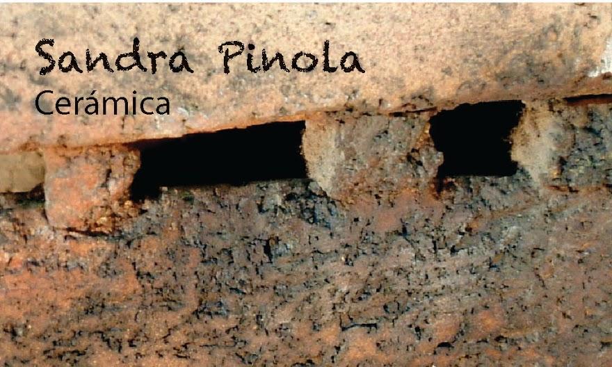 Cerámica Sandra Pinola