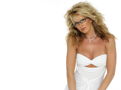 English Model Penny Lancaster