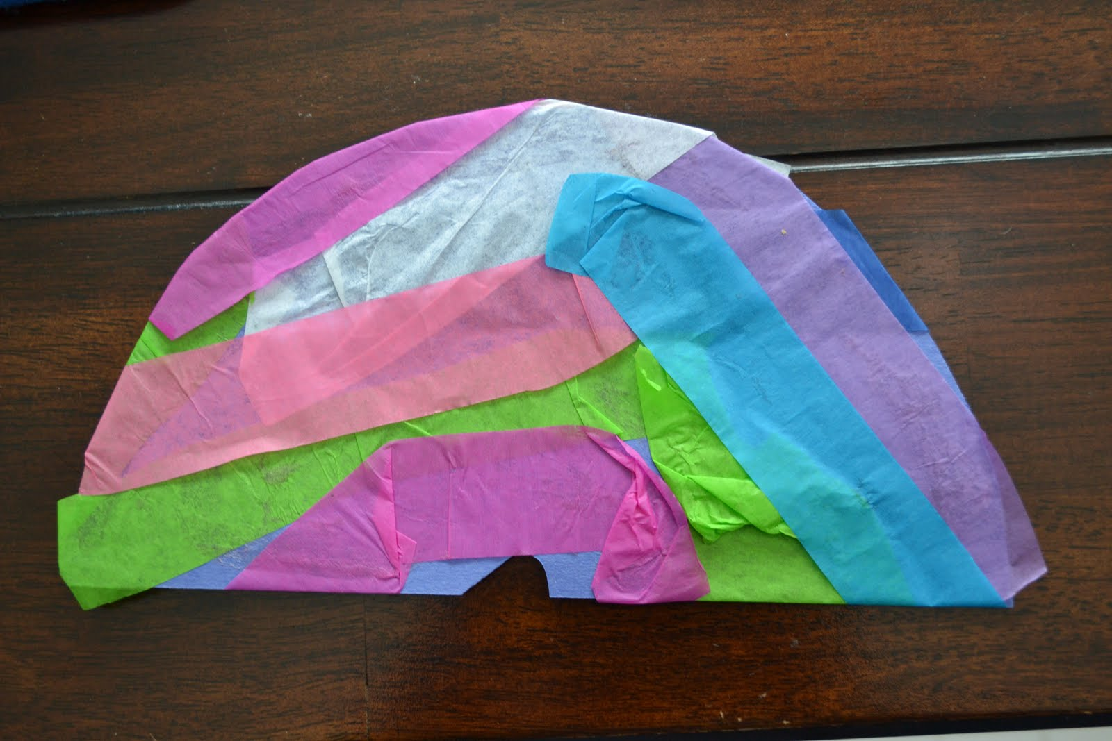 The Active Toddler Rainbow Craft Projects