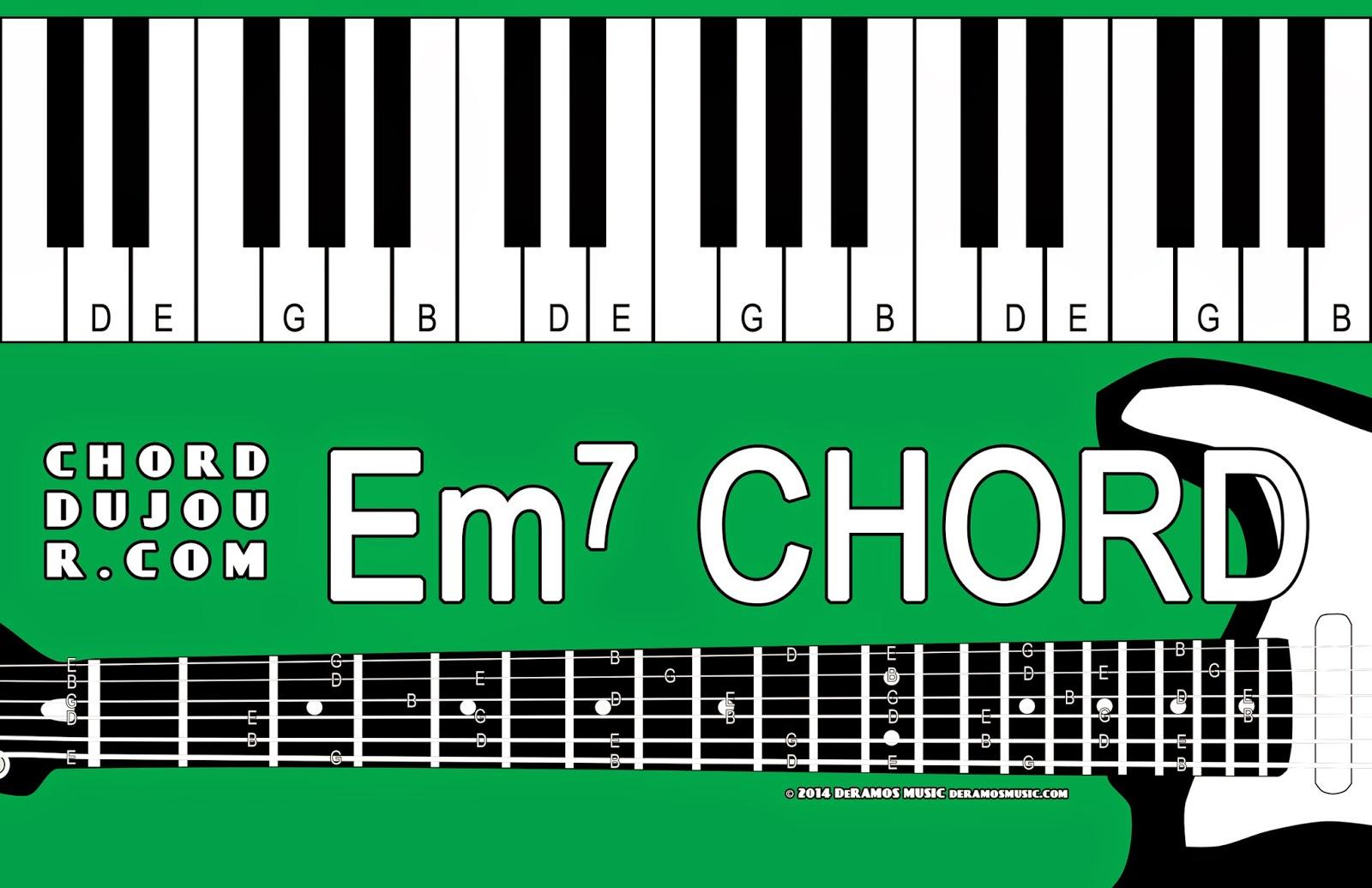 Chord du jour dictionary em7 chord dictionary em7 chord hexwebz Gallery