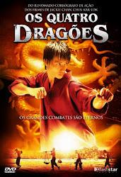 Baixe imagem de Os Quatro Dragões (Dual Audio) sem Torrent
