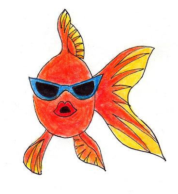 Goldfish Diva