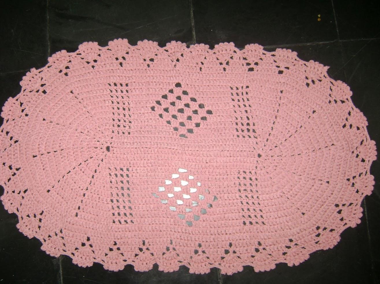 Loja Artesanato Rio De Janeiro ~ Artesanato em croche Tapetes retalhos (alfombra trapilho)