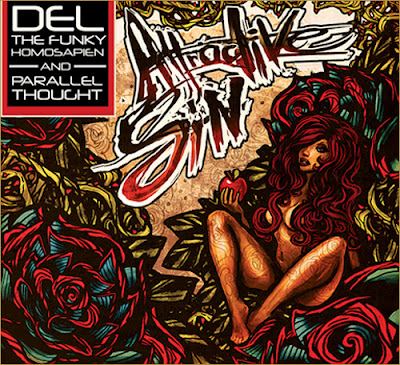 Del The Funky Homosapien & Parallel Thought – Attractive Sin (CD) (2012) (FLAC + 320 kbps)
