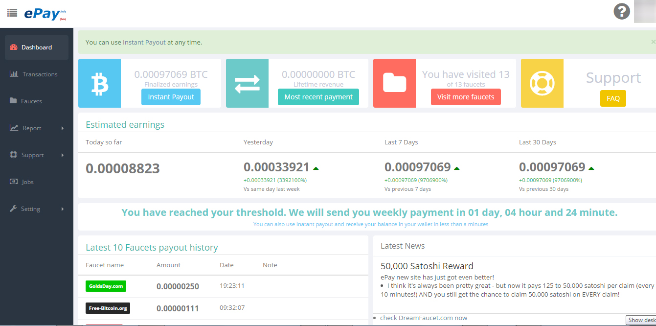 What is ePay? | ValueBitcoin - #1 Bitcoin Faucet Review Site!