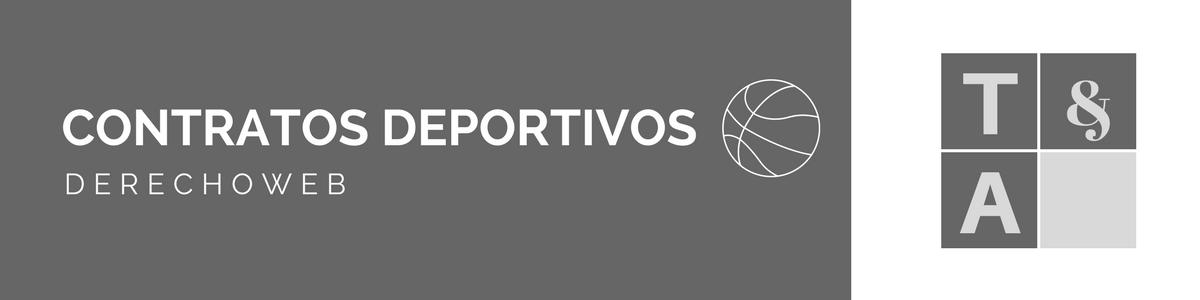 DerechoWeb Contratos Deportivos