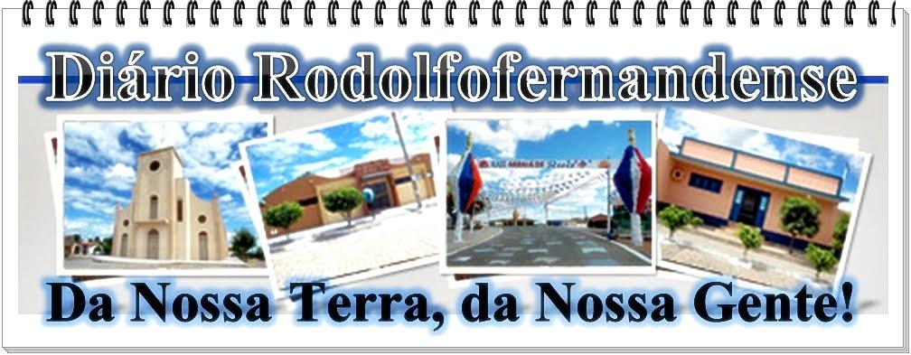 DIÁRIO RODOLFOFERNANDENSE