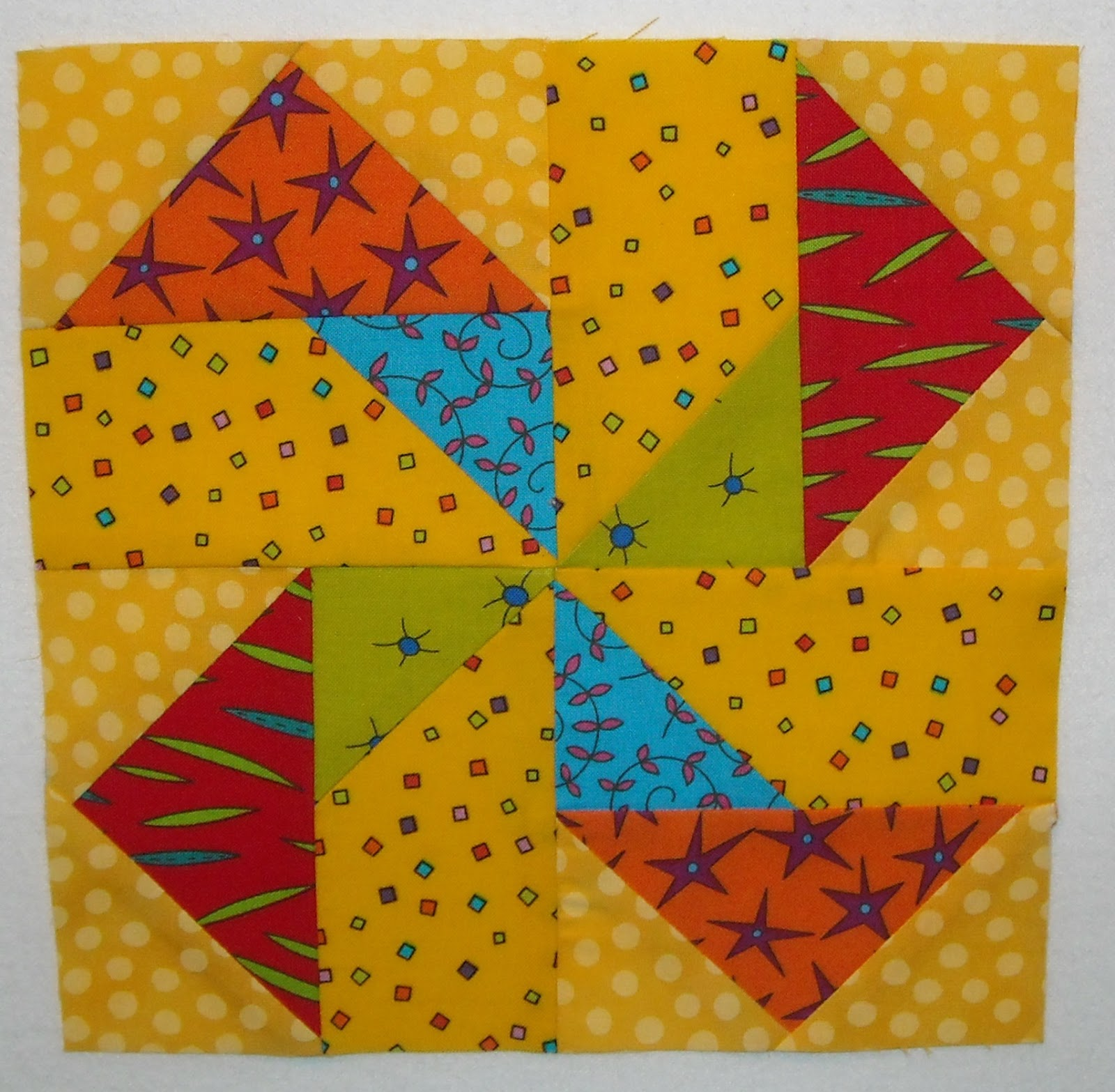 Double Nickel Quilts October 2012