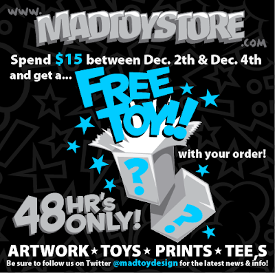 MAD's 48 Hour Deal at www.MADToyStore.com