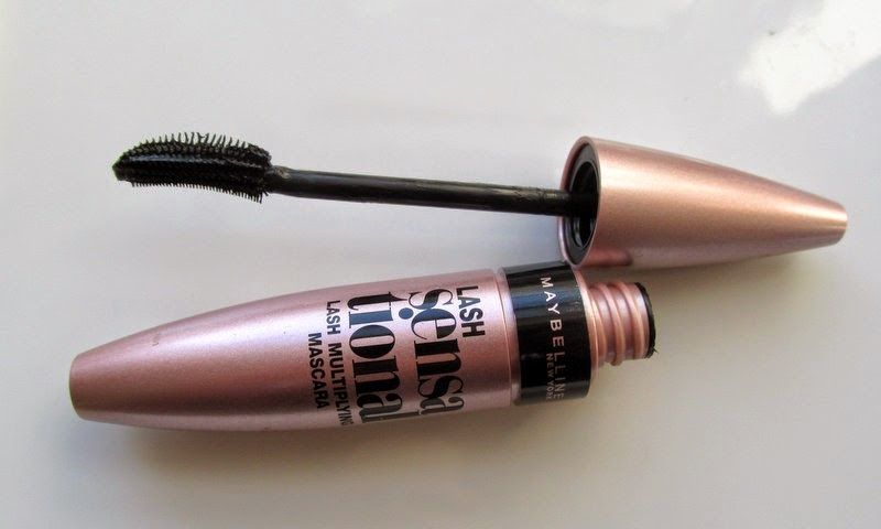 Maybelline Lash Sensational review