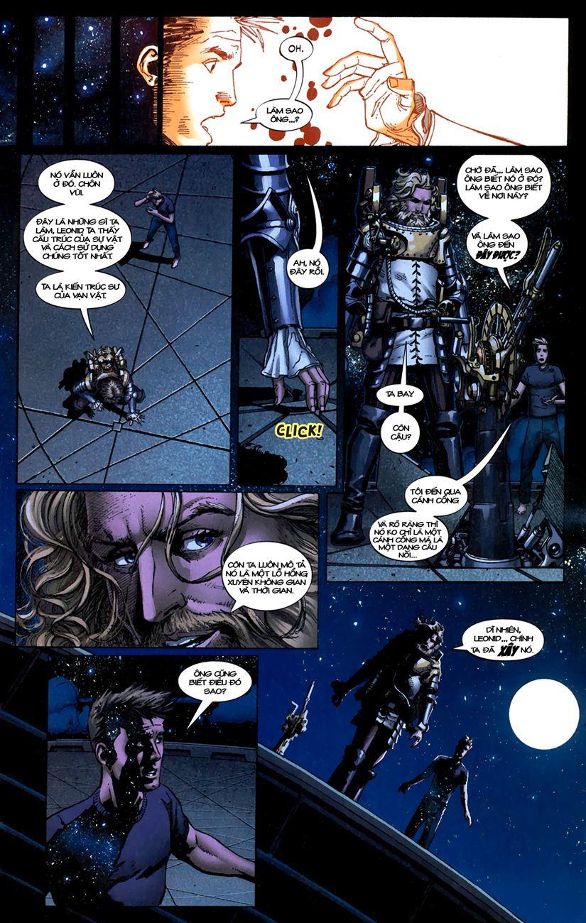 S.H.I.E.L.D chap 2 - Trang 10