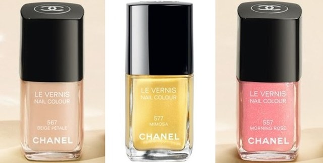 chanel nail polish spring 2011 in Germany