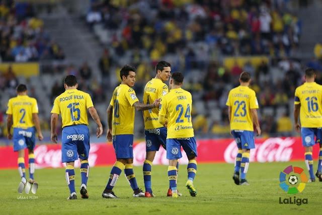 Jugadores UD Las Palmas