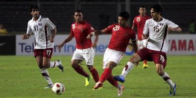 Indonesia VS Qatar
