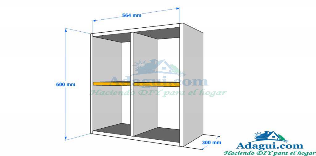 Medidas de modulos para muebles de cocina - Modulos para cocina ...