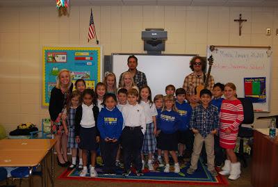 Montgomery Catholic Preparatory School celebrates Catholic Schools Week January 28 - February 1 2