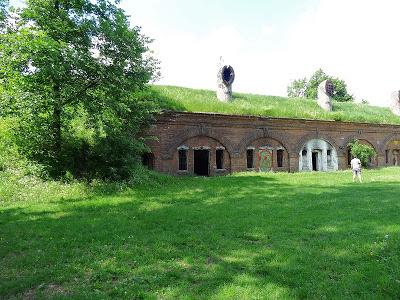 Fort P Twierdzy Warszawa