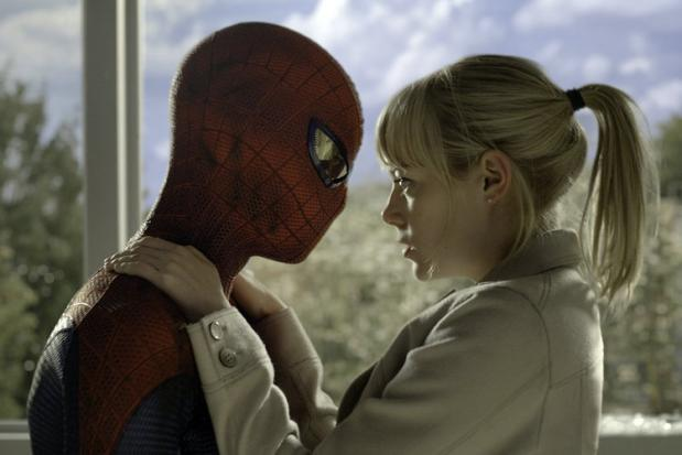 'The Amazing Spider-Man' spins an entertaining web