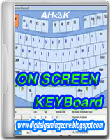 On Screen KeyBoard for Windows XP,Vista,7,8 Full Version Free Download