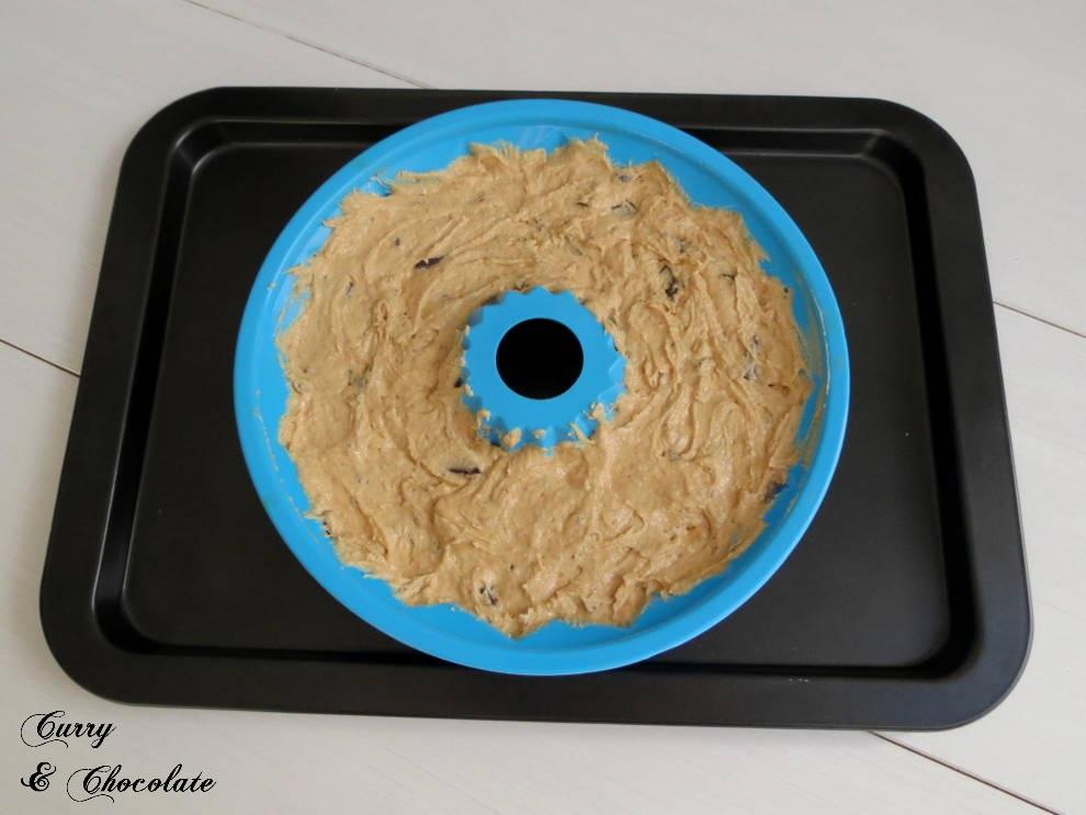 Molde para el bizcocho de galletas