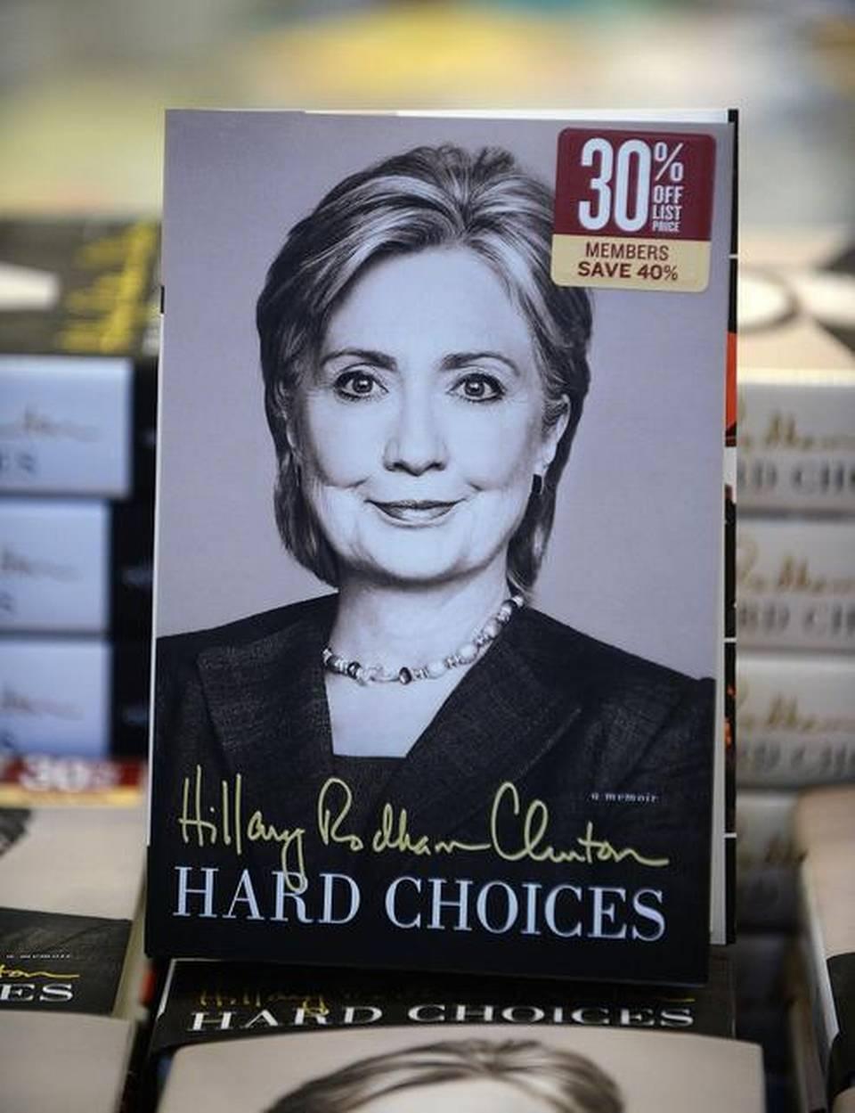 bookstore hillary clinton short biography life bcnkyng