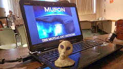 At a MUFON meeting