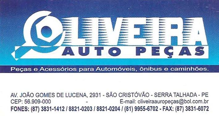 OLIVEIRA AUTO PEÇAS