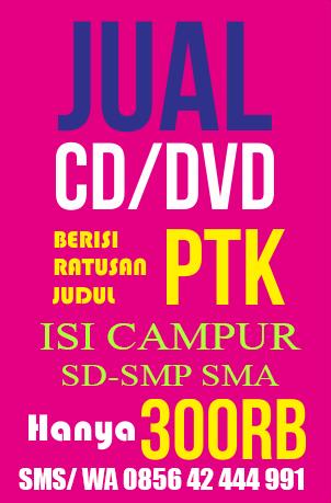 JUAL CD DVD PTK