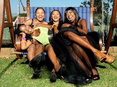 Jacob Zuma's Daughters