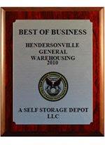 Best Storage Facilities in W.N.C.