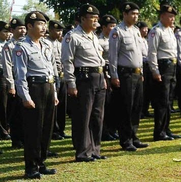 Bupati Sumenep Pimpin Upacara Dirgahayu Bhayangkara Ke-67