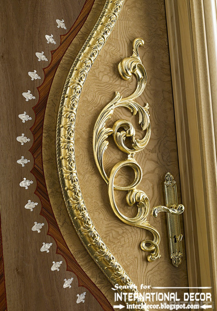 Interior Doors For Classic Luxury Italian Wood Door Designs