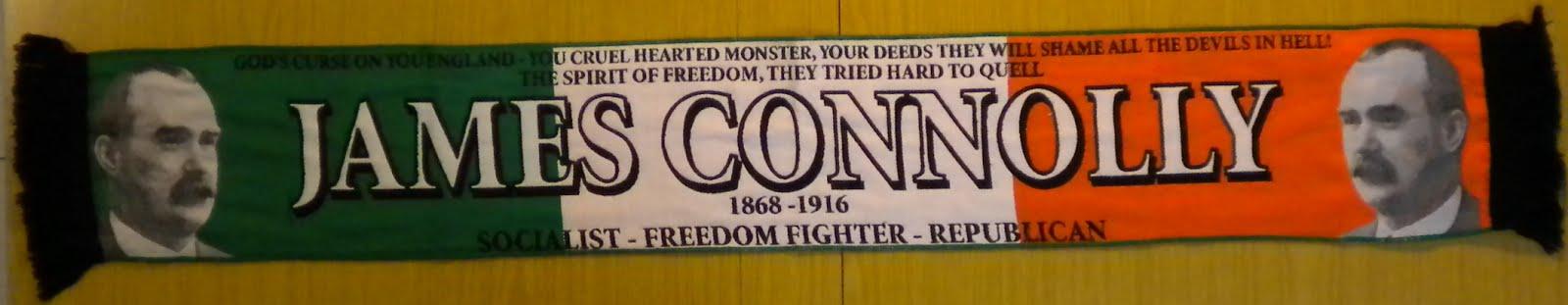 Bufanda 'James Connolly' - 15€