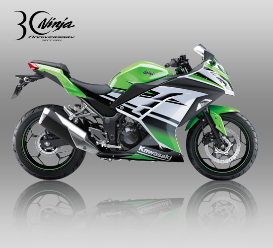kawasaki ninja 250 new abs harga kredit motor murah. Black Bedroom Furniture Sets. Home Design Ideas