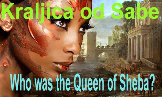Kraljica od Sabe