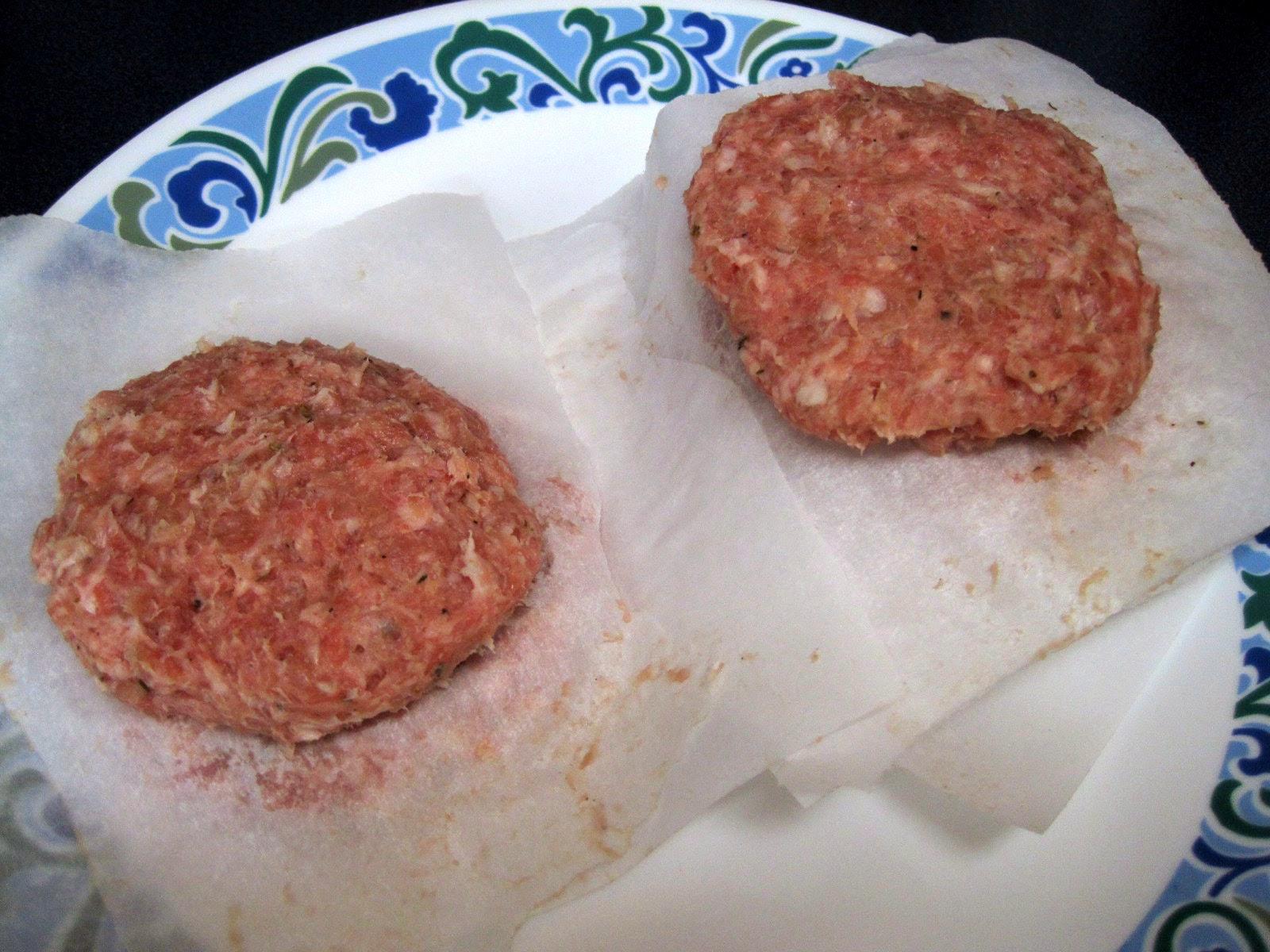 AIP autoimmune protocol paleo breakfast sausage recipe
