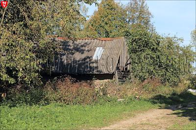 Городилово. Местная живописная разруха