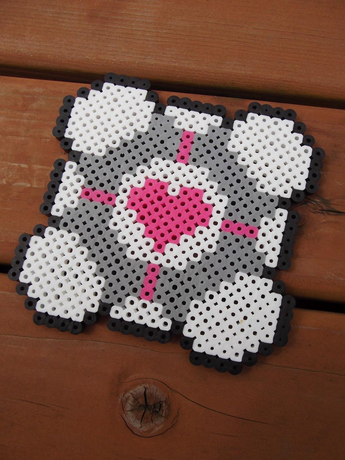 Mule 39 n nag crafts perler bead sprites - Hama beads cuadros ...