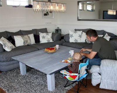 Spisebord drivved