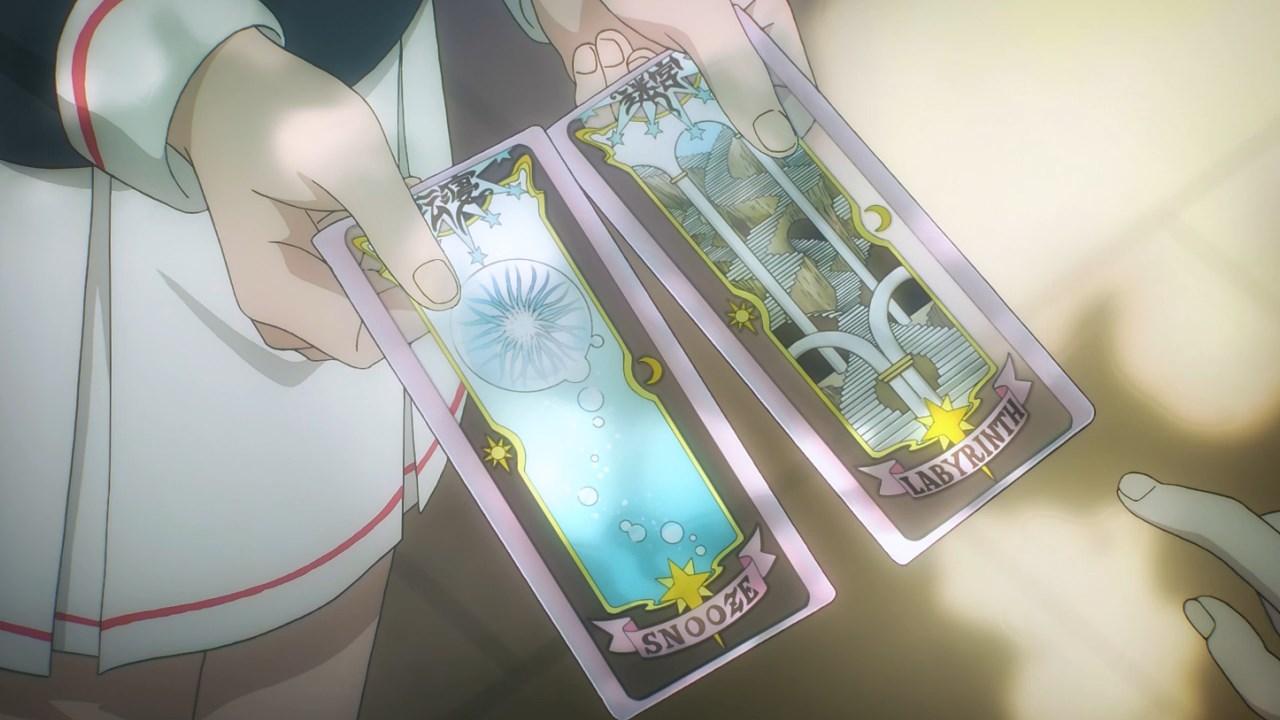 Cardcaptor Sakura: Clear Card-hen Episodio 11