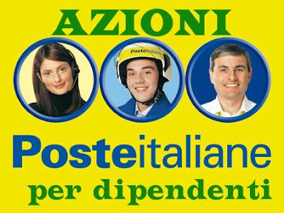 Azioni Poste italiane per dipendenti con TFR