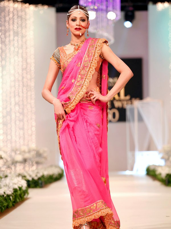 Style 360 Bridal Couture Week 2011 12 At Lahore Bridal