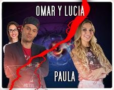 Pelea de Omar y Paula