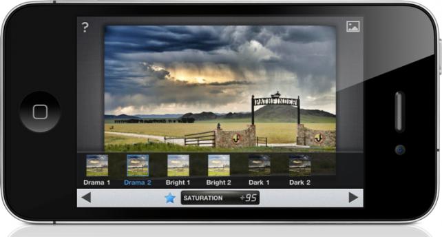 2. Snapseed אפליקציה לעיצוב ועיבוד וערכת תמונות  לאנדרואיד ואייפון בחינם  לעיצוב תמונות