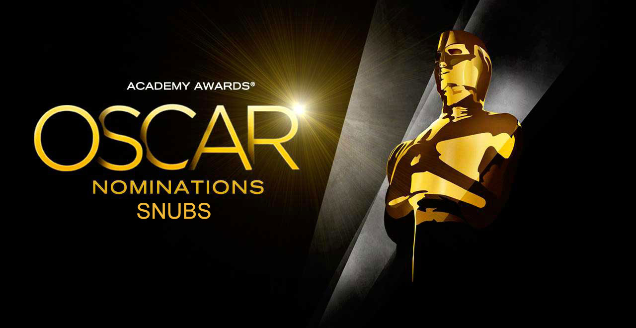 2016 Oscars nominations snubs list