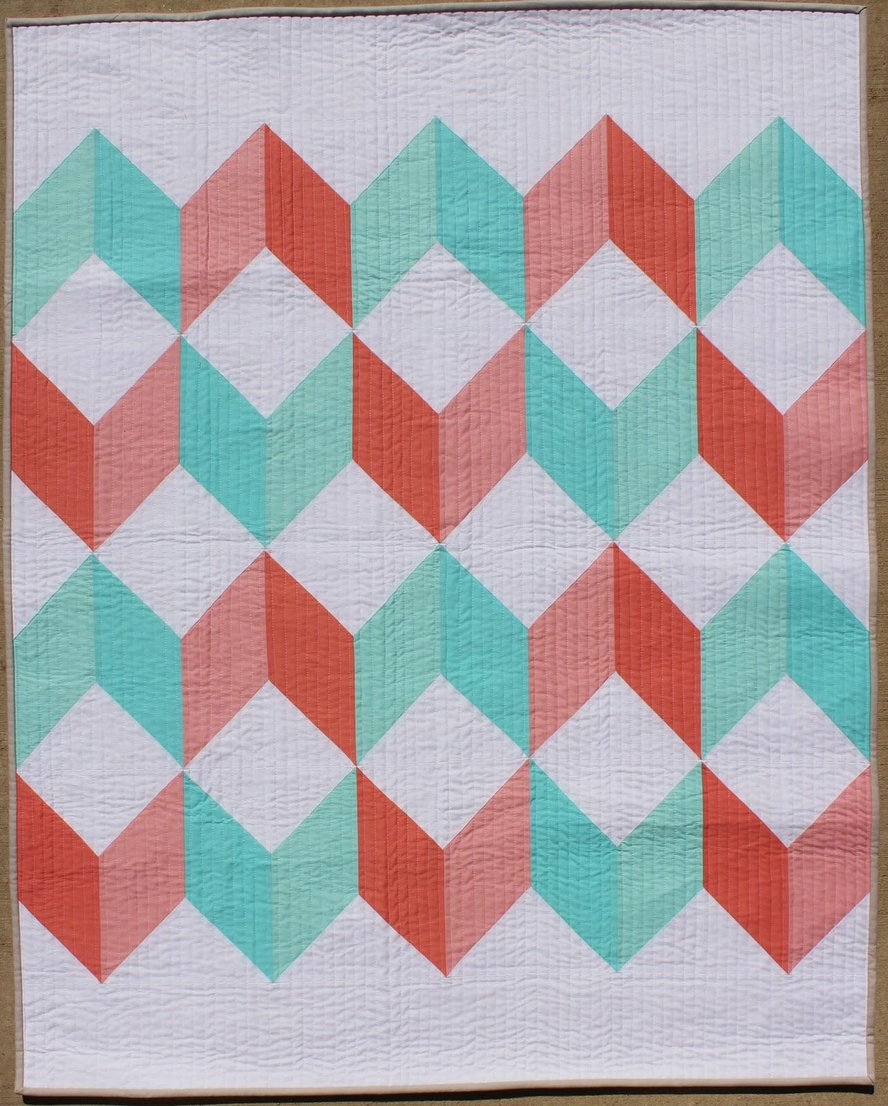 Teaginny Designs: Chevron Baby Quilt : chevron baby quilt - Adamdwight.com