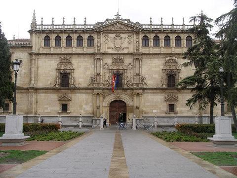 Visitar madrid conocer madrid alcal de henares la - Universidad arquitectura valladolid ...