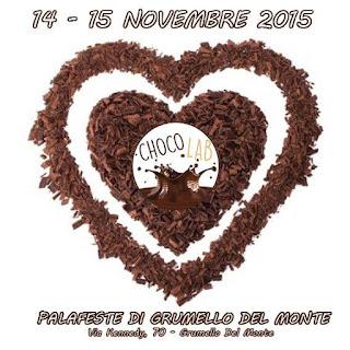 Chocolab 14 e 15 Novembre Grumello del Monte (BG) 2015