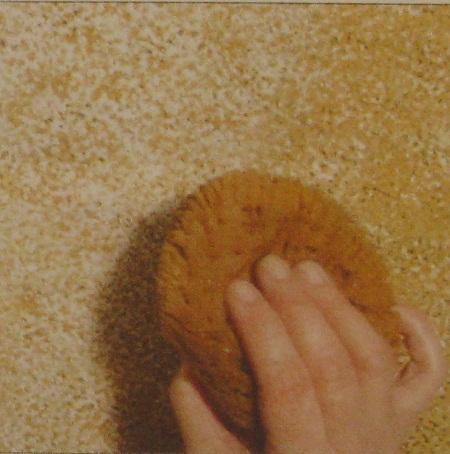 C mo hacer muros con imitaci n piedra for Como pintar imitacion piedra