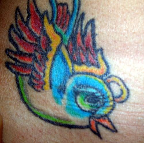 Halaah Io Best Tattoo Designs For Men: HALAAH IO: Sparrow Tattoo Designs For Girls
